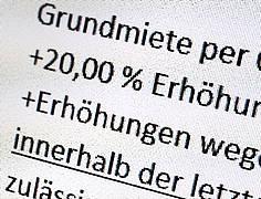 Mietpreisbremse mit der Großen Koalition aus SPD und CDU?